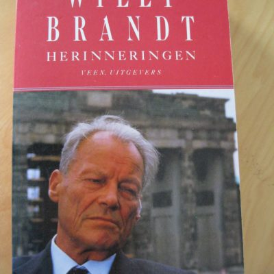 75 Herinneringen Willy Brandt